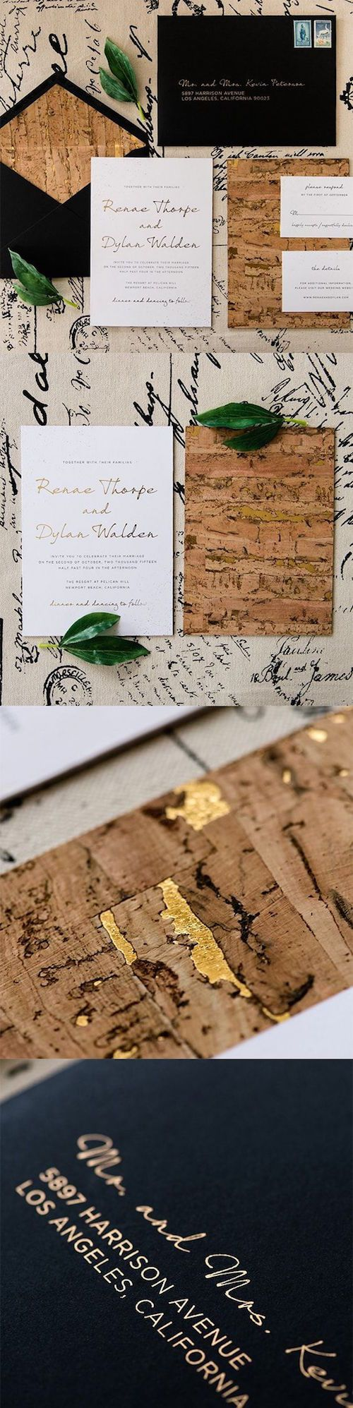 originales sobres forrados para tus de boda de engaging papers