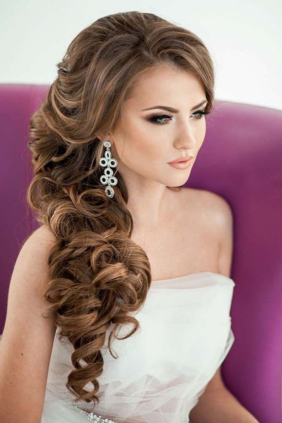 Tendencias En Peinados Para Novias 42 Ideas Para Todo Tipo De Pelo