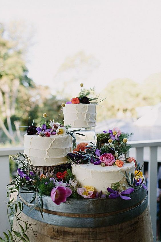You picked the cake design but what will the cake taste like? Let's start with a list of the most popular wedding cake flavors.