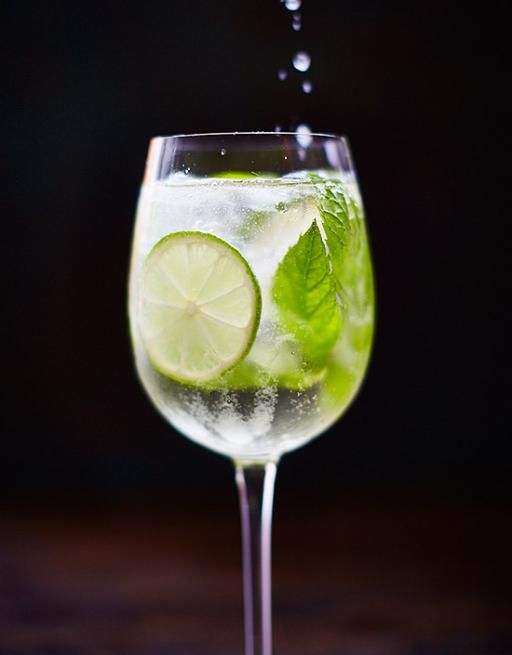 Martini Royale. Just the name Martini has a classy ring about it, but adding Prosecco makes it even more decadent.