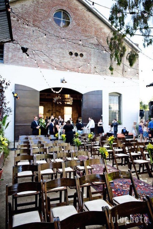 With this small checklist you are ready to go and choose a wedding venue that is perfect for you! Huron SubStation, Los Angeles, CA.