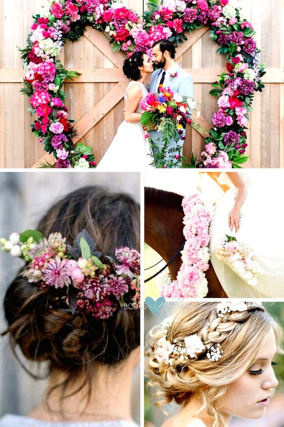Discover how to plan a Boho wedding!