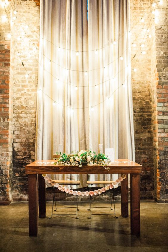 Huron SubStation, a stunning wedding venue in Los Angeles.