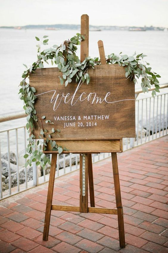 Ensure it is easy and welcoming for the guests to arrive comfortably to your wedding. They will thank you for it.