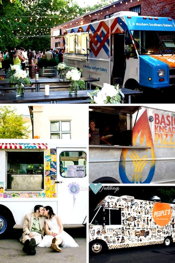 Food trucks are more than just kitchens on wheels, they are a source of entertainment as well.