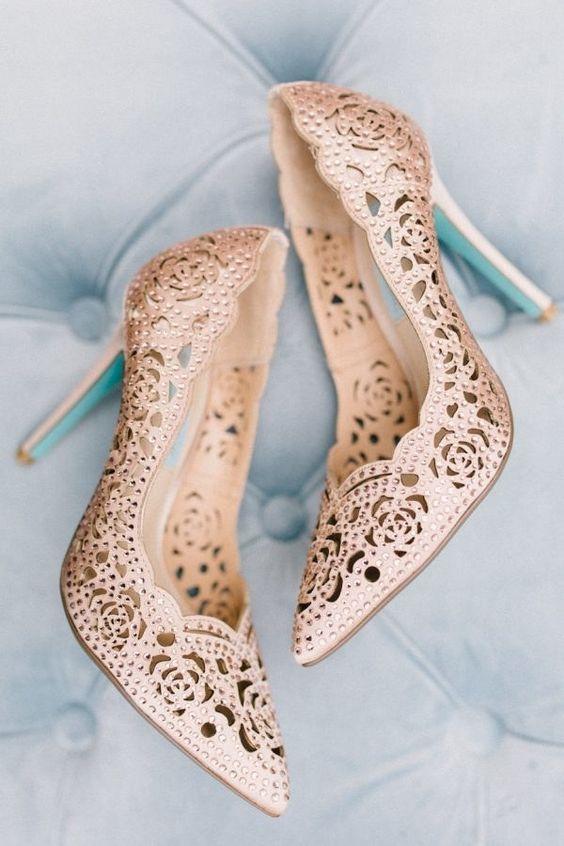 Zapato-holica yo? Zapatos para fiesta de matrimonio que nos enloquecen.
