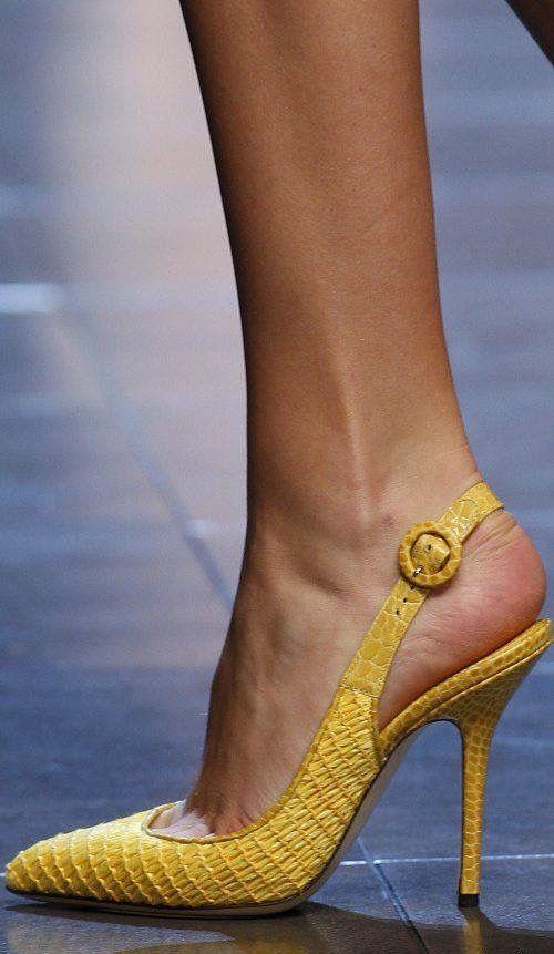 Simplicidad a la enésima potencia de Dolce & Gabbana.