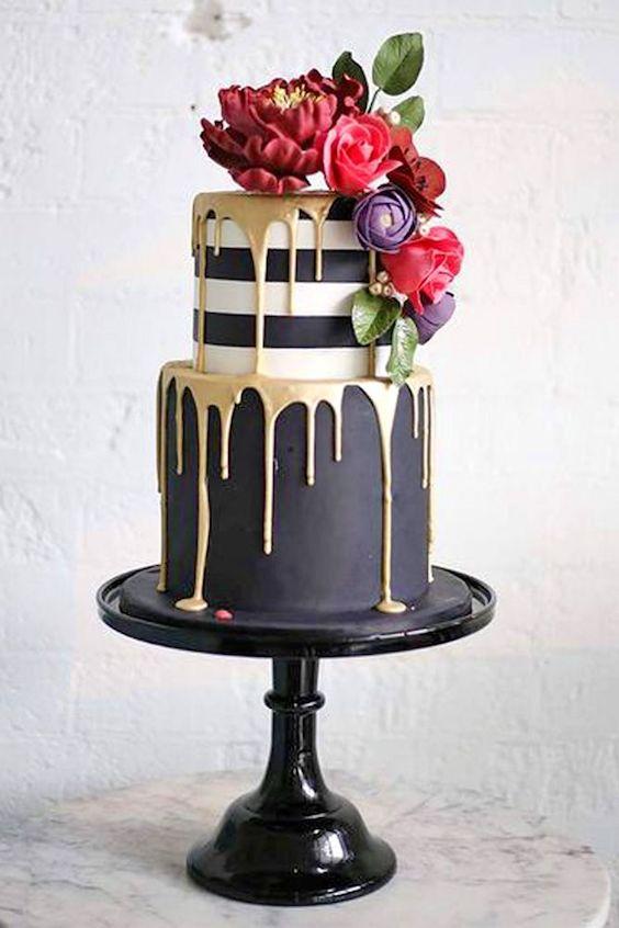 Drip cakes. Amazingly yummy!
