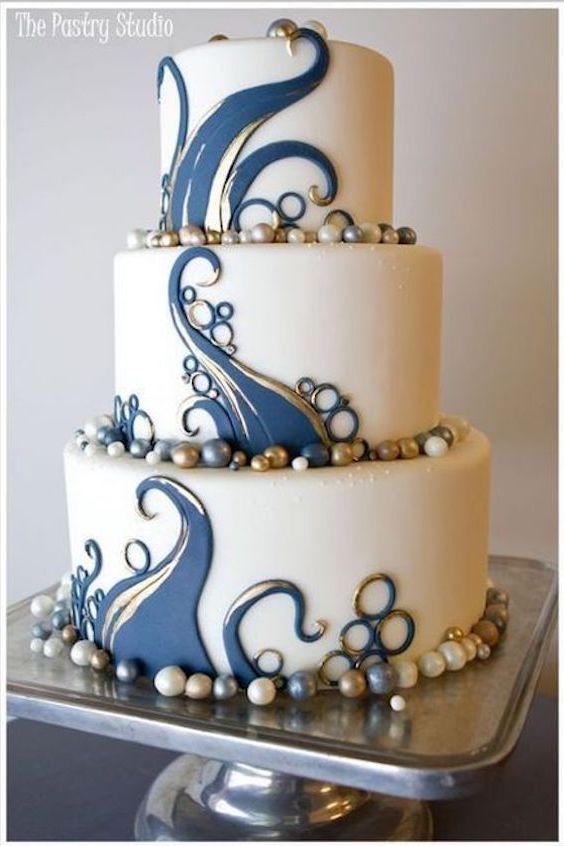 A creation from a top cake designer in Daytona Beach, The Pastry Studio.