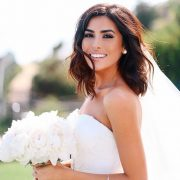 Maquillaje para bodas de día: no se precisa mas que realzar tu belleza natural.