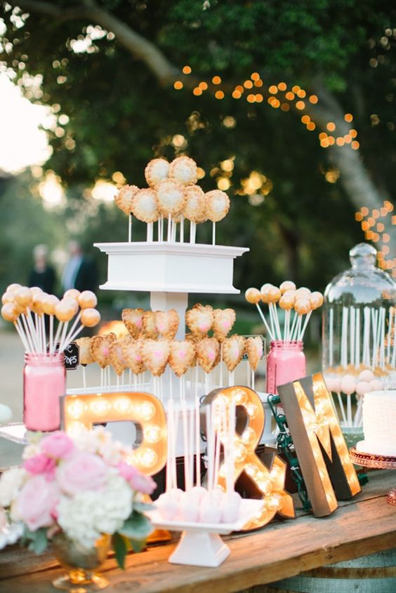Vintage Parisian Dessert Table Ideas The Detail On Cookies Is Adorable
