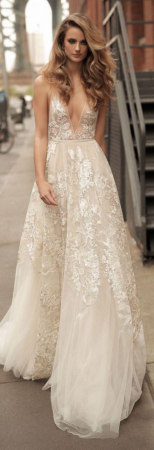 Imagenes de vestidos para boda en jardin