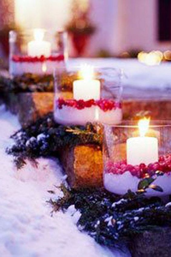 Winter weddings spell Christmas magic and the time of the year makes them even more affordable.