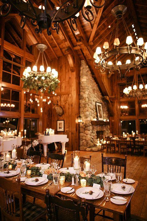 Colorado is a spectacular place to get married for the second time. This lodge at Beaver Creek makes you wish it was winter now.