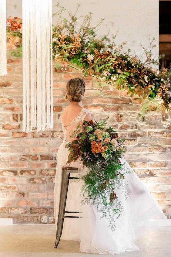 Románticas, rústicas y sofisticadas, las bodas en mármol, beige y cobre alucinarán a tus invitados.