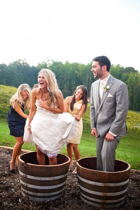 How to plan a romantic winery wedding.