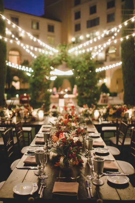 Hilton Lake Las Vegas winery inspired wedding. Intimate and worldly at the same time.