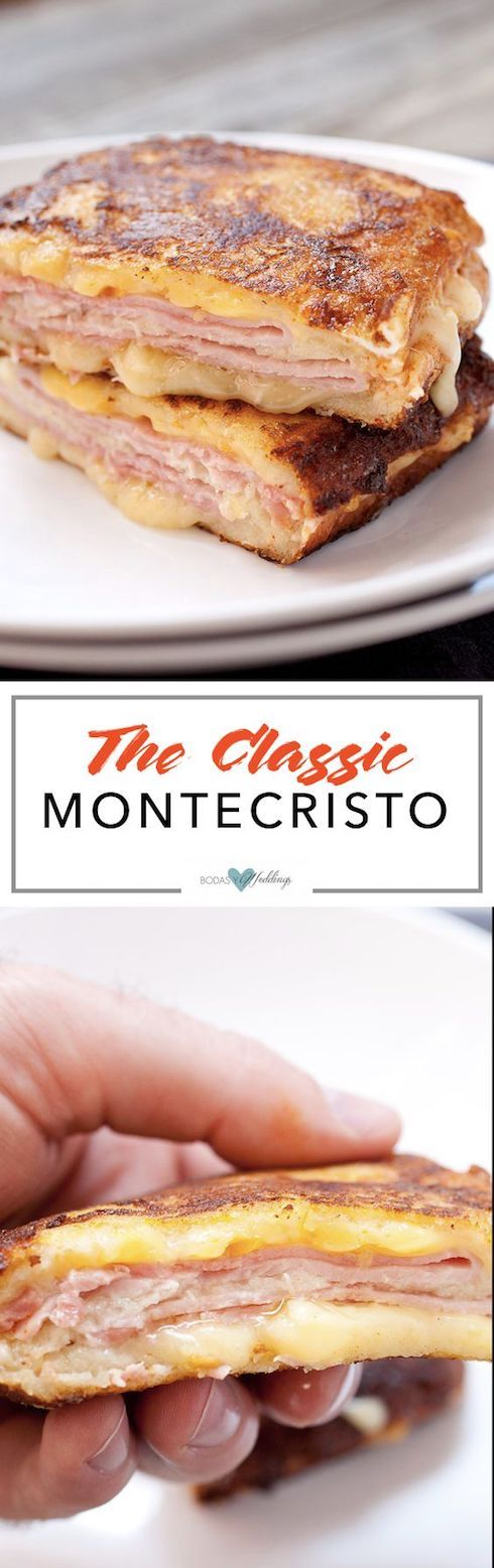 A twist on the classic Monte Cristo sandwich. The secret is in the bread. Serve your guests some challah to create this mouthwatering sandwich.
