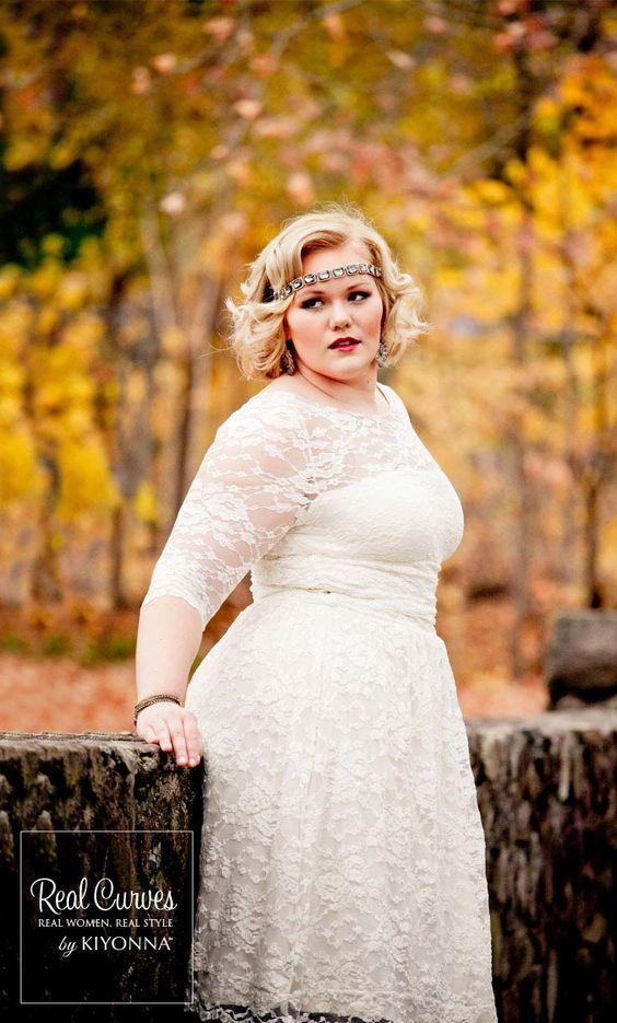 Vestido Aurora para mujeres con curvas de verdad.