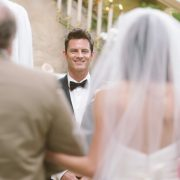 You need to be a legal officiant to officiate your best friend's wedding, but it will be well worth the effort. Rancho Palos Verdes from The Brandon Kidd Photography.