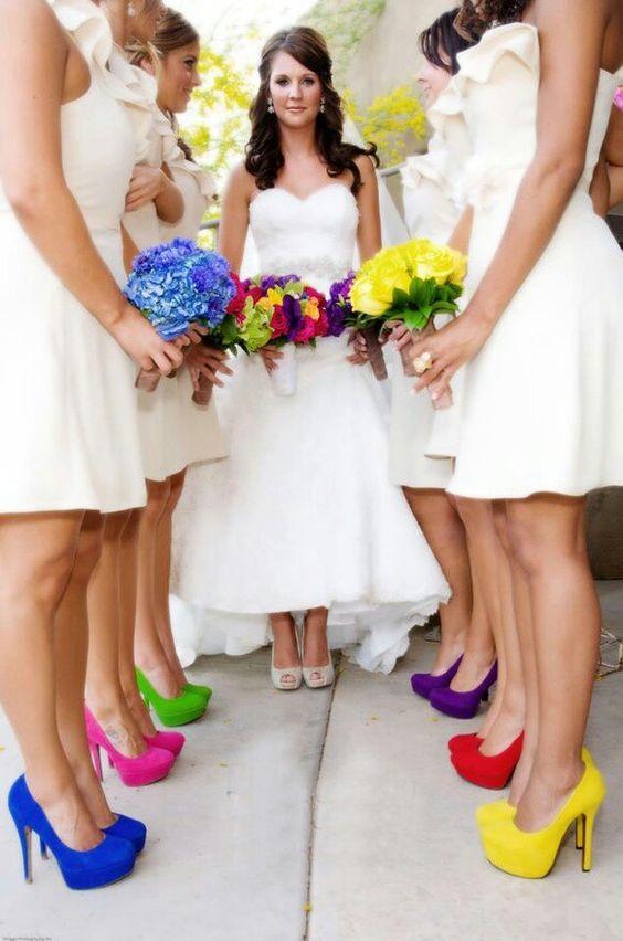 Todo listo con tu cortejo de bodas. Te contamos sobre los requisitos y el protocolo de boda religiosa en los Estados Unidos.