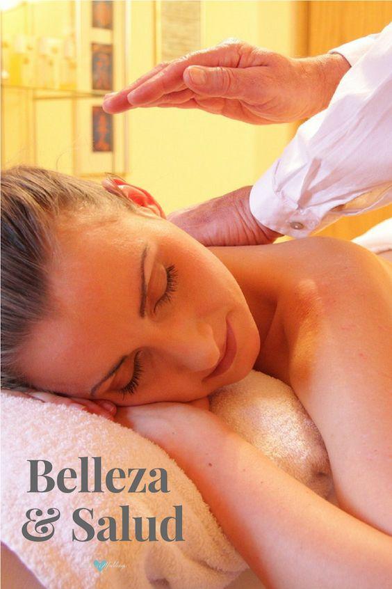 Los masajes no solo son relajantes sino que ayudan a eliminar impurezas y toxinas.