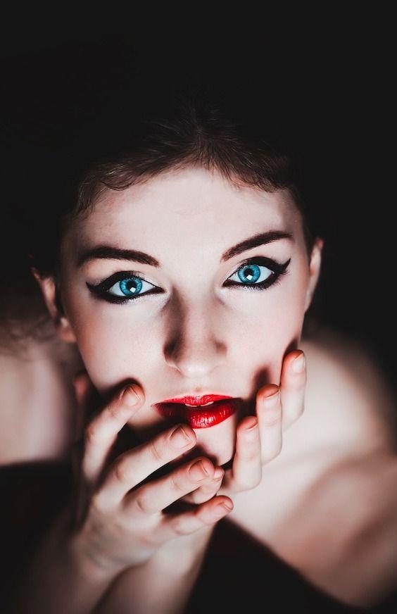Tips de belleza naturales para ojos y labios.