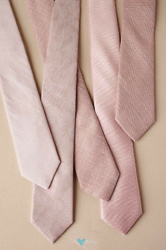 Pick your tie from The Tie Bar, in partnership with BHLDN for only $19.