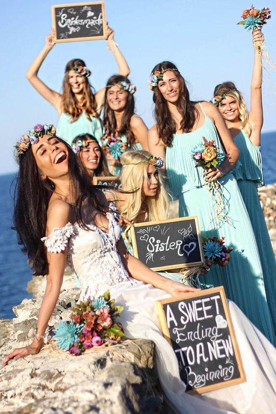 Divertidas, originales y únicas, las bodas millennnials se destacan por romper con las tradiciones.
