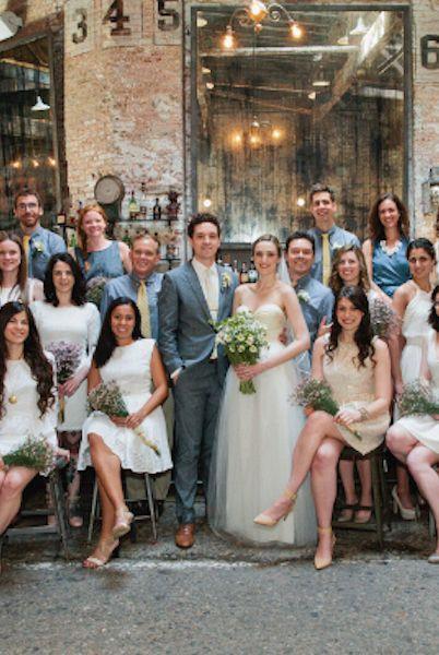 No te pierdas estos consejos para incorporar bridesmen y groomsmaids en tu boda.