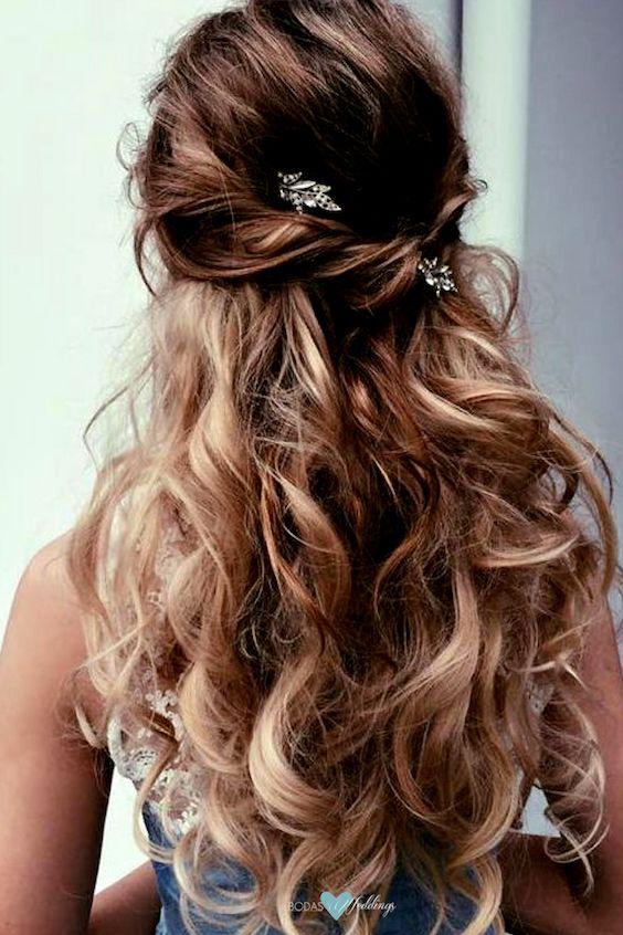 estilos de peinados de novia seg250n el rostro escoge el tuyo