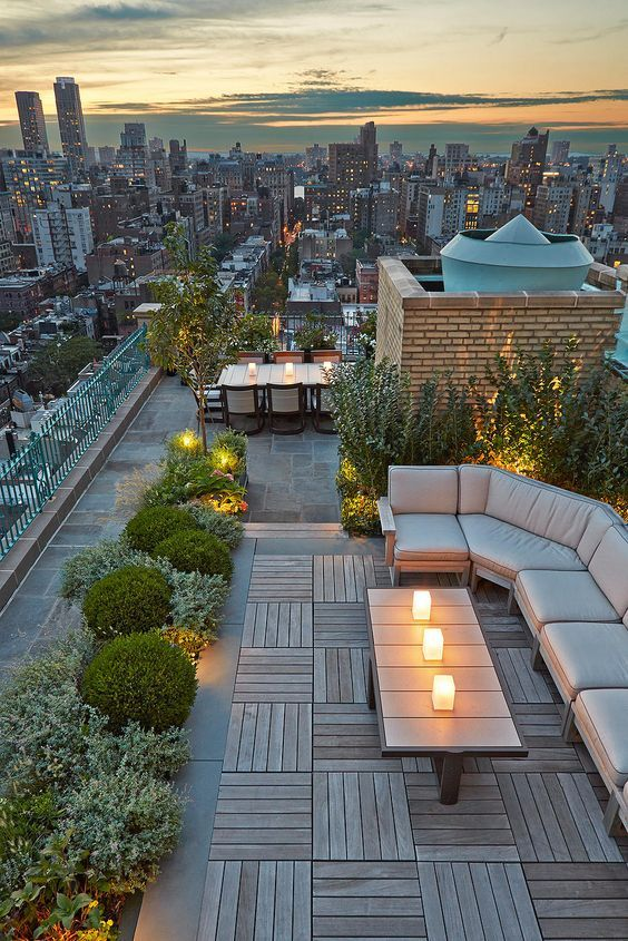 If you are able to throw a post reception bash at a Manhattan rooftop, go for it! It will be memorable.