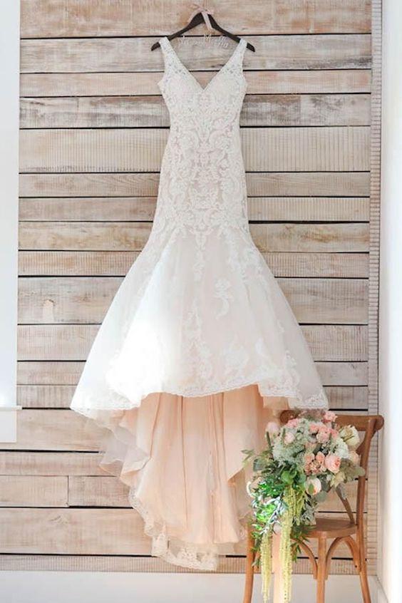 Asegúrate de armar un presupuesto de boda para lucir tu vestido de novia soñado.