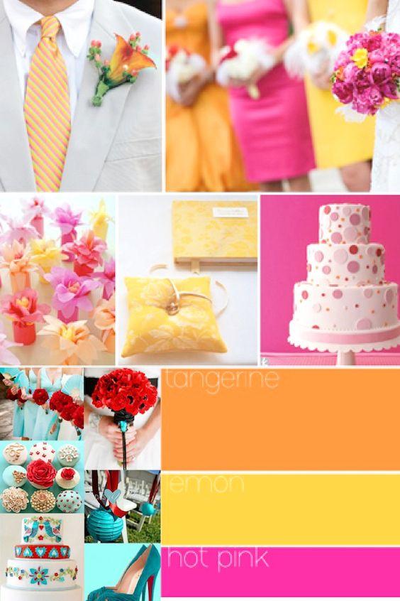 Los colores brillantes pueden ser tus preferidos, pero necesitas otras tonalidades para no lucir tan estridentes.