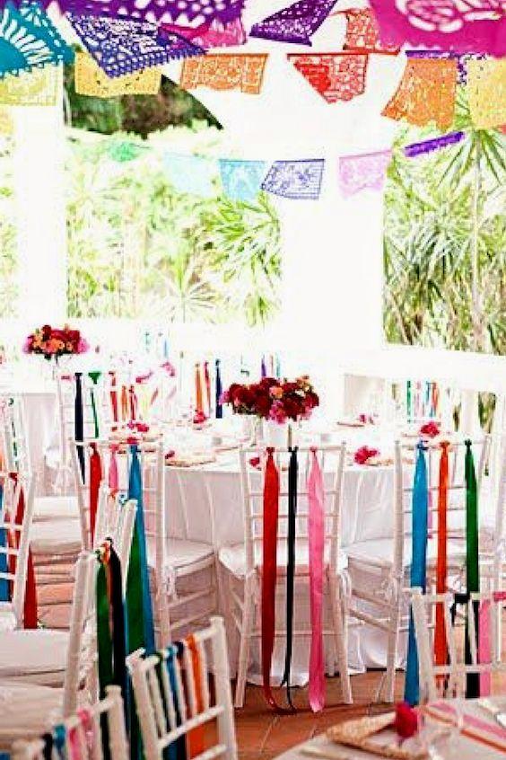 Conozcamos los 10 errores que debes evitar cometer a la hora de elegir los colores de boda.