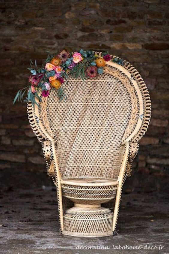 Boho folk decor by La Boheme.