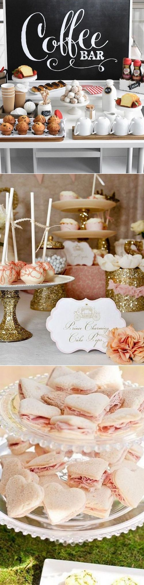 You are sure to impress the bride with these rad bridal shower party ideas.