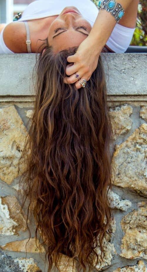 Mascarillas para promover el crecimiento de tu pelo.