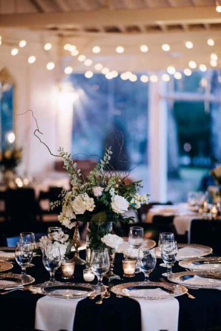 Cedarwood weddings always has the perfect touch of elegance and lighting, amiright?