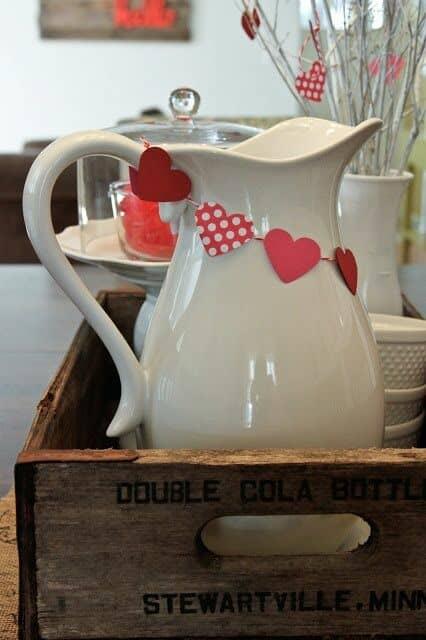 Ideas de decoración para el día de los enamorados. Esperamos sean de ayuda si estas buscando inspiración.