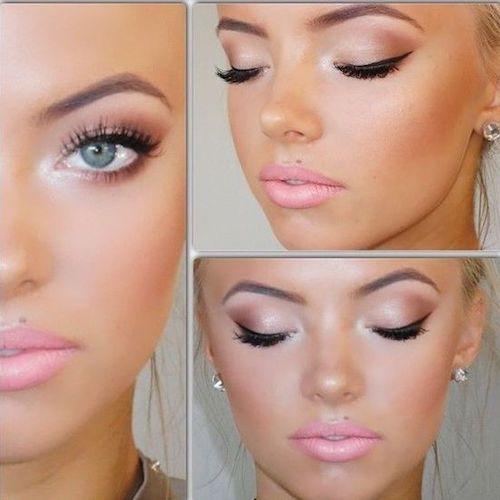 Consejos y trucos de maquillaje para ahorrar y darle color a tu cara. Maquillaje de Beauty By Violett.