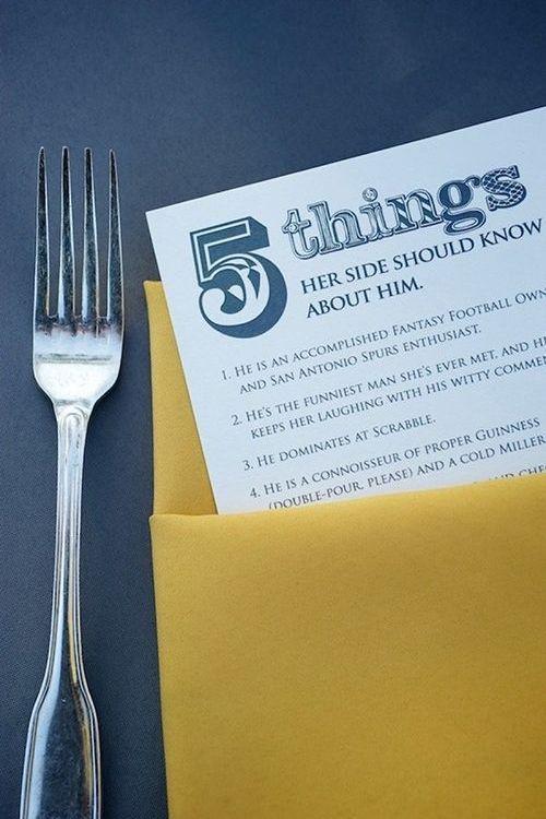 ¿Que se Hace en la Cena de Ensayo? Ideas divertidas para la cena de ensayo de boda.