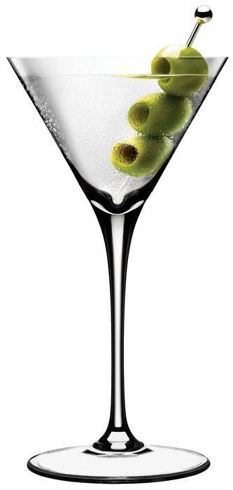 Martini sucio: 2 partes de gin, 1 de vodka, un chorrito de jugo de oliva, y 2 o 3 aceitunas gigantes. Yum!