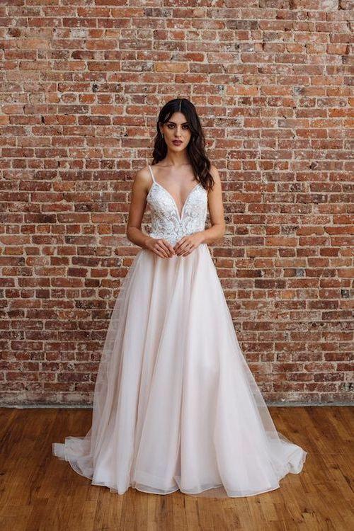 David's Bridal primavera 2018.