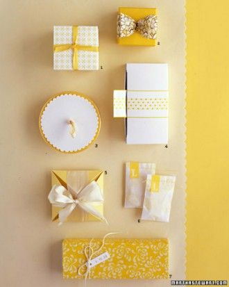 Gen Z yellow wedding favors that scream snatched as ush!