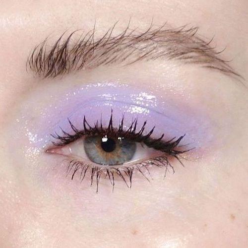 El lila es otro color que se impone esta temporada.