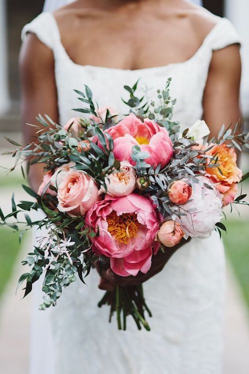 Roses & anemones. Image by Sarah Culver Photography.