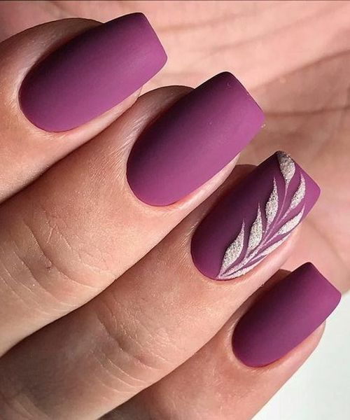 Pics Of Nail Art: 37 Snatching Nail Designs You Have To Try In 2018