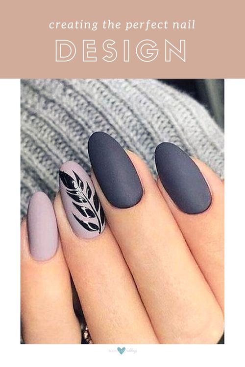 37 Snatching Nail Designs You Have To Try In 2018 Page 2 Of 4