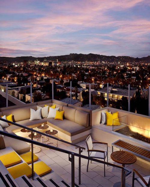 Hotel Wilshire en el corazón de LA.